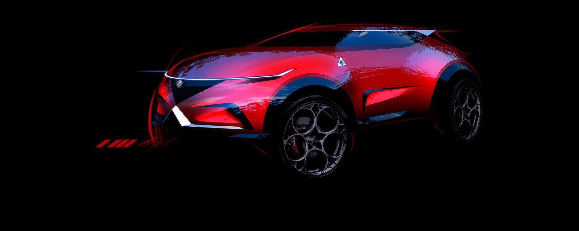 Come sarà l'Alfa Romeo Brennero? Un concept del designer Minwoong Im