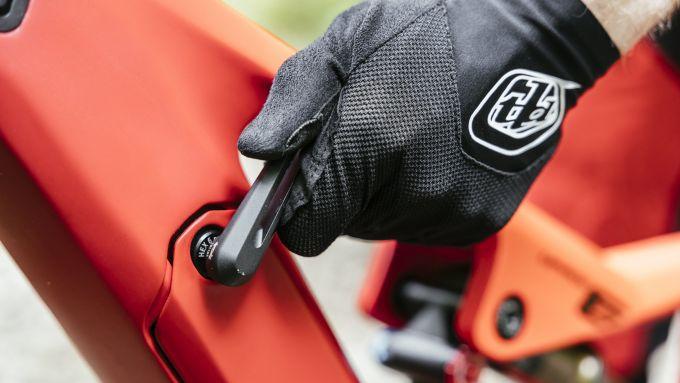 Come scegliere la propria e-bike: la batteria removibile