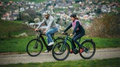 Come scegliere la propria e-bike: trekking per gite fuori porta