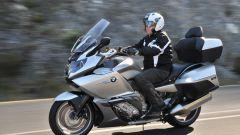 Come va la BMW K 1600 GTL - Immagine: 2
