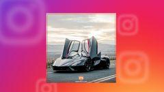 Come vendere su Instagram auto da milioni di euro