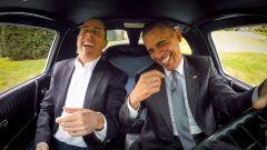 Comedians in Cars getting Coffee: risate, celebrità e macchine stupende, con Jerry Seinfeld