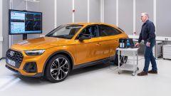 Comfort acustico Audi: il SUV sportivo tedesco sotto esame