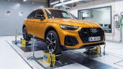 Comfort acustico Audi: non tutti i rumori sono negativi