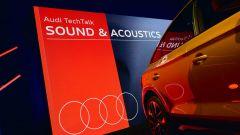 Comfort acustico Audi: uno dei simposi Audi sul suono a bordo dei loro modelli