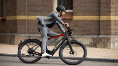 Commuting urbano con le e-bike