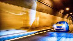 Comoda e sprintosa, è tanto valida in città quanto in autostrada