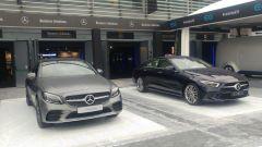 Company Car Drive 2018: Mercedes dà un taglio ai NOx  - Immagine: 1