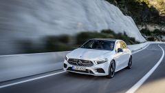 Company Car Drive 2018: Mercedes dà un taglio ai NOx  - Immagine: 2