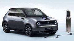 Comparativa 8 citycar elettriche: la Honda e