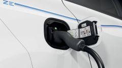 Comparativa 8 citycar elettriche: la presa di ricarica della Renault Twingo Z.E.