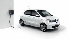 Comparativa 8 citycar elettriche: la Renault Twingo Z.E.