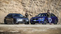 Comparativa Alfa Giulia vs BMW Serie 3