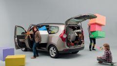 Comparativa auto 7 posti a 25mila euro: come caricare la monovolume compatta