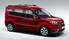 Comparativa auto 7 posti a 25mila euro: il Fiat Doblò Combinato