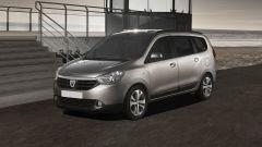 Comparativa auto 7 posti a 25mila euro: la Dacia Lodgy