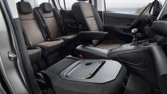 Comparativa auto 7 posti a 25mila euro: la versatilità dell'abitacolo di Opel Combo Life