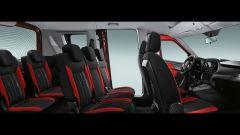 Comparativa auto 7 posti a 25mila euro: l'abitacolo 7 posti del Fiat Doblò Combinato