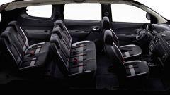 Comparativa auto 7 posti a 25mila euro: l'abitacolo della Dacia Lodgy