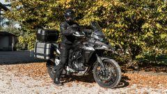 Sfida Crossover: Benelli TRK 502 X vs Honda CB500X vs KTM 390 Adventure - Immagine: 44