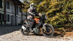 Sfida Crossover: Benelli TRK 502 X vs Honda CB500X vs KTM 390 Adventure - Immagine: 45