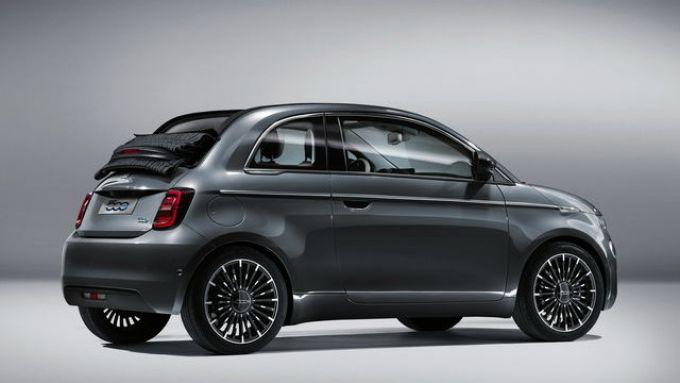Comparativa citycar elettriche: la Fiat 500e