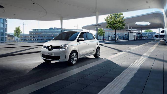 Comparativa citycar elettriche: la Renault Twingo Z.E.