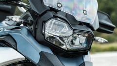 Comparativa crossover: BMW F 750 GS, il faro a LED
