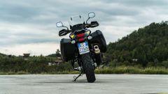 Sfida Crossover: Tracer 700, V-Strom 650, Versys 650 e F 750 GS  (video) - Immagine: 44