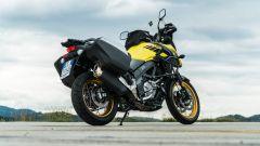 Sfida Crossover: Tracer 700, V-Strom 650, Versys 650 e F 750 GS  (video) - Immagine: 45