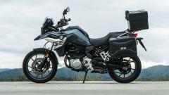 Sfida Crossover: Tracer 700, V-Strom 650, Versys 650 e F 750 GS  (video) - Immagine: 59
