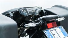 Comparativa crossover: Yamaha Tracer 700, il faro posteriore