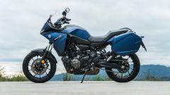 Comparativa crossover: Yamaha Tracer 700 lato