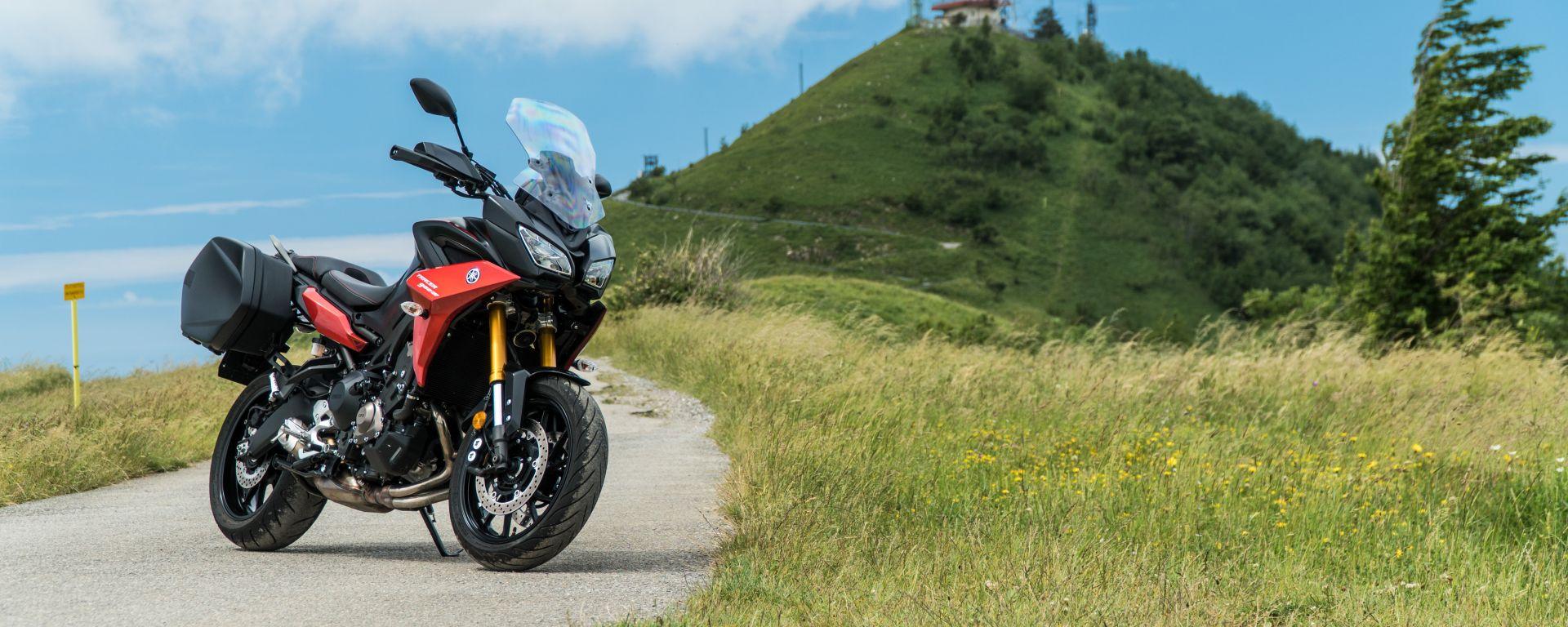Comparativa Crossover: Yamaha Tracer 900 GT