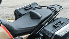 Comparativa enduro stradali da viaggio: Moto Guzzi V85TT Travel, la più comoda del confronto