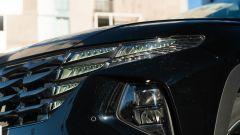 Comparativa Ford Kuga vs Hyundai Tucson: gruppo ottico full Led per la Tucson