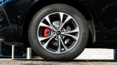 Comparativa Ford Kuga vs Hyundai Tucson: i cerchi in lega leggera da 18