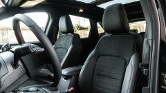Comparativa Ford Kuga vs Hyundai Tucson: i sedili sportivi della Kuga ST Line X