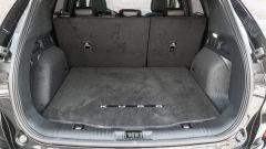 Comparativa Ford Kuga vs Hyundai Tucson: il bagagliaio della Kuga è un po' più piccolo di quello della Tucson