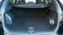 Comparativa Ford Kuga vs Hyundai Tucson: il bagagliaio della Tucson è più ampio di quello della Kuga