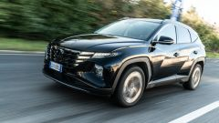Comparativa Ford Kuga vs Hyundai Tucson: il SUV coreano su strada
