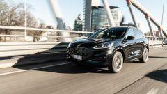 Comparativa Ford Kuga vs Hyundai Tucson: la Kuga ha un motore di 2,5 litri aspirato