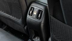 Comparativa Ford Kuga vs Hyundai Tucson: le bocchette del clima a 3 zone e le USB sulla Tucson