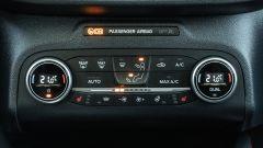 Comparativa Ford Kuga vs Hyundai Tucson: per la Kuga comandi analogici del climatizzatore