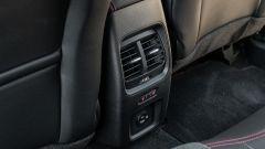 Comparativa Ford Kuga vs Hyundai Tucson: sulla Kuga sedili riscaldabili anche dietro