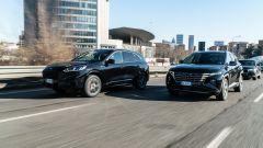 Ford Kuga e Hyundai Tucson: prova, opinioni, prezzi, video