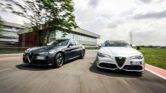 Comparativa: Giulia Veloce diesel vs Giulia Veloce a benzina