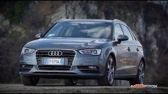 Audi A3, Mercedes Classe A, Volvo V40 - Immagine: 12