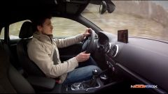 Audi A3, Mercedes Classe A, Volvo V40 - Immagine: 17