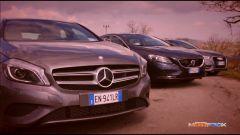 Audi A3, Mercedes Classe A, Volvo V40 - Immagine: 4